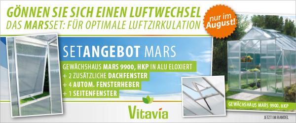 Vitavia Werbemodell Für August Mars 9900 Vitavia