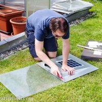 Gartenblog Topfgartenwelt Vitavia Solar Dachventilator
